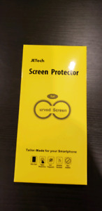 Samsung S9 case and 2 screen protectors