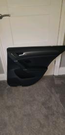 VW golf mk7 rear door card