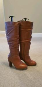 1a9b25e6de7 ALDO Leather Knee-high Boots (sz 7)