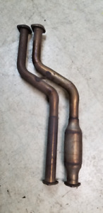 E46 M3 Section 1 Exhaust Original BMW (zero rust)