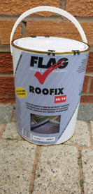 Roofix 20/10 (Multisurface) Grey 5ltr Roof & Gutter Repair madeby FlAG