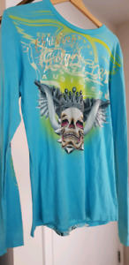 New with tag - Men's Christian Audigier shirt