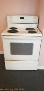"Full size electric stove, Kenmore , 30""wide , for sale"