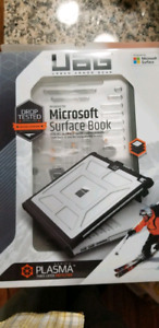 Urban armor gear case for Microsoft surfacebook