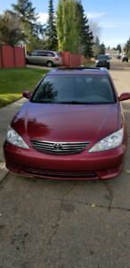 2006 Toyota camry. Low kms