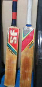 Selling my Cricket bats for 200
