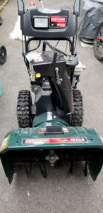 Craftsman Snow Blower - Amazing condition, Great Value  $499!!!