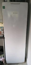 Large larder fridge Hotpoint FREE