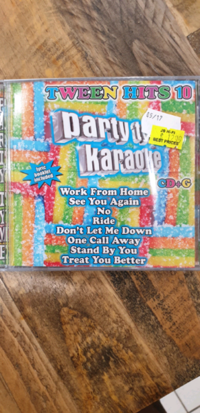 Karaoke CDs | CDs & DVDs | Gumtree Australia Whitsundays