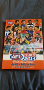 AFL 2014 football cards