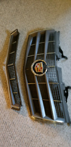 Cadillac Cts Grill 2008-2013