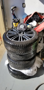 VW EOS RIMS AND TIRES FOR SALE