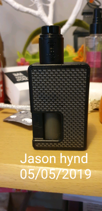 VANDYVAPE PULSE 90W MOD WITH DROP SOLO RDA AND EXTRAS   in Norwich, Norfolk    Gumtree