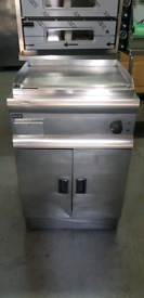 Commercial Lincat Electric Griddle Grill Free Standing