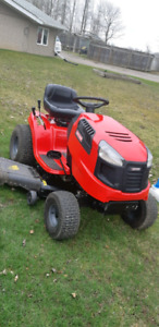 Craft man lawn tractor
