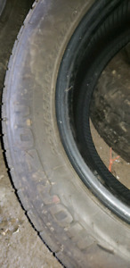 2 All season 225 65 16 tires