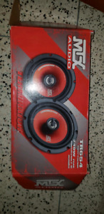 BRAND NEW CAR SPEAKERS