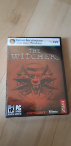 PC GAME - The Witcher - NEW First in the series!!!
