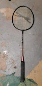 Pro badminton racket