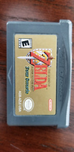 Zelda: A link to the past (GameBoy Advance)