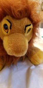 Disney's Lion King Simba Puppet