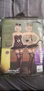 Halloween Reversible Cat Costume