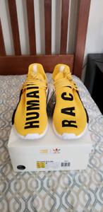 Human race nmd yellow UA