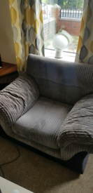 Large single sofa chair