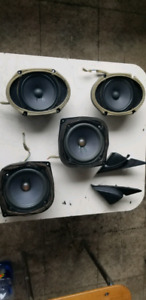 Mazda 6 2002-2008 Bose Speakers OEM