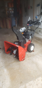 Snow Blower - Toro Power Max 724 OE