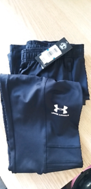 Brand new Under Armour Y Challenger III Training Pants Black Size YXL