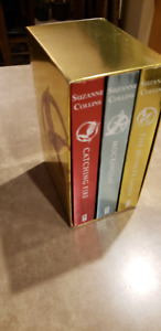 The Hunger Games Book Trilogy set