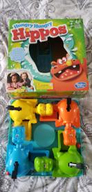 Hasbro Gaming Elefun & Friends Hungry Hungry Hippos