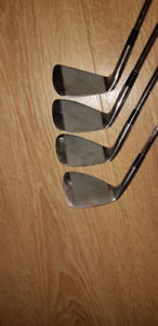 WILSON 2400 IRON SET 3- PW. $60 OR BEST OFFER