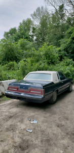 1982 Thunderbird Heritage edition