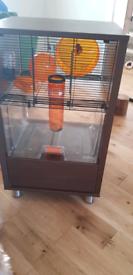 Omlet hamster cage unit