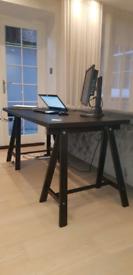 IKEA table top / trestle