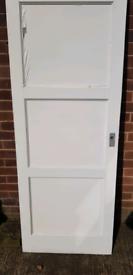 Internal Shaker Panel Doors 1950s