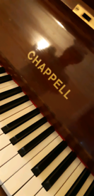 Piano -Chappell piano mint condition