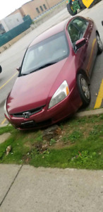 2005 Honda Accord in beautiful Condition! AS IS