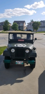 jeep willys..m38 a1