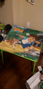 Toddler Diego Table & Chair set