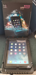 Lifeproof Case - Fre for Ipad Air - Black Colour