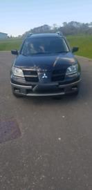 Mitsubishi Outlander 4wd automatic petrol