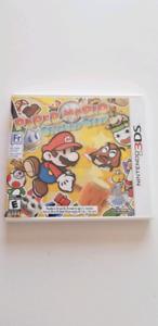Paper mario Nintendo 3ds en excellent état