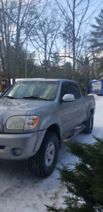 2006 Toyota Tundra TRD, RECENT ACCIDENT