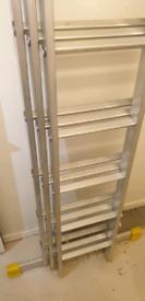Werner triple ladders.