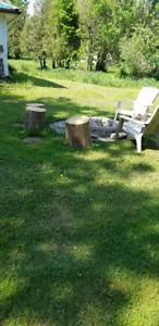 Family cottage for rent near Orangeville, Ontario