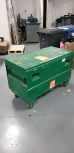 GREENLEE STORAGE CHEST