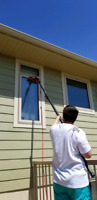 Weekend Special - Crystal Clear Window Cleaning Washing